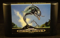 Sega Mega Drive: Ecco the Dolphin - Cart Only